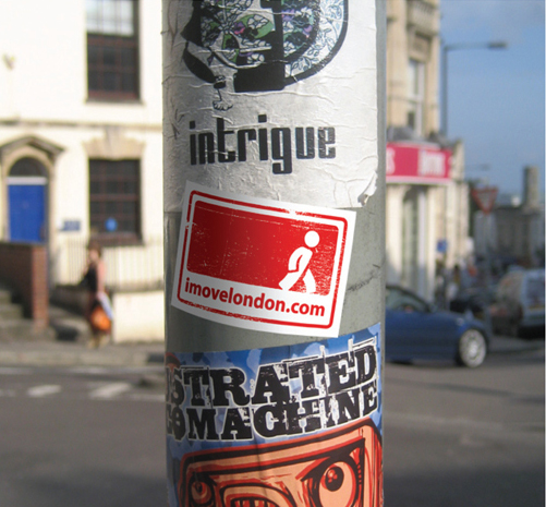 "TFL ""imove London"" Campaign"